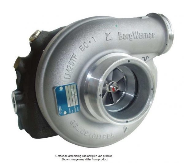 Turbo charger volvo penta 23027443
