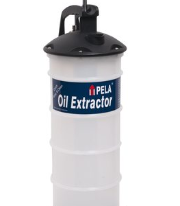 pela vacuumpomp oil extractor