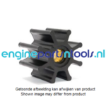 Impeller 17937-0001 Jabsco (Vervanger)
