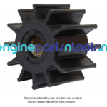 Impeller 17935-0001 Jabsco (Vervanger)