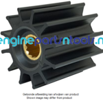 Impeller 17936-0001 Jabsco (Vervanger)