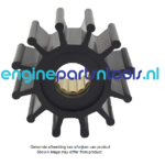 Impeller 1210-0001 Jabsco (Vervanger)