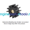 nanni impeller 970301725 replacement