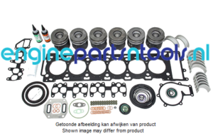 volvo penta overhaul kit D6