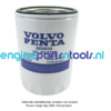 volvo penta oliefilter oil filter 3850559